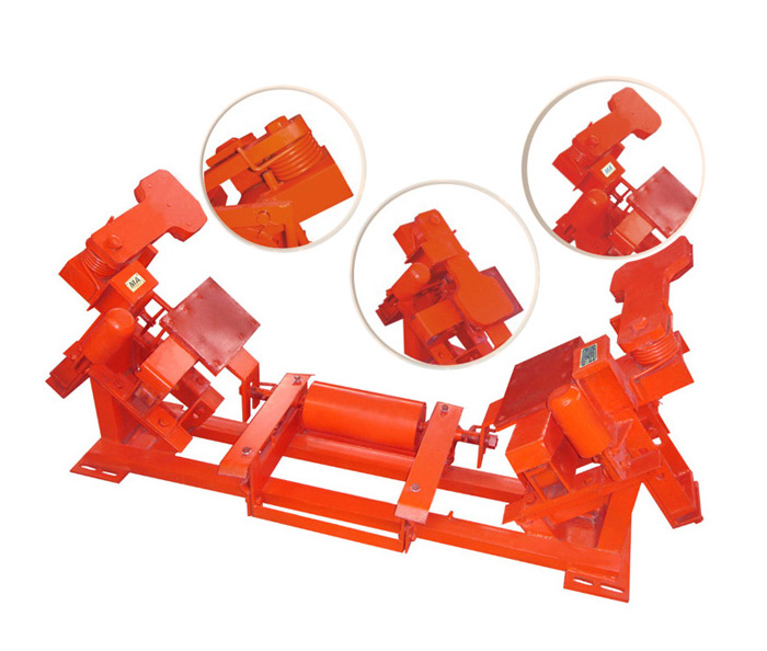 DDZ型帶式輸送機用斷帶抓捕器